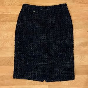 J. Crew Wool No. 2 Pencil Skirt